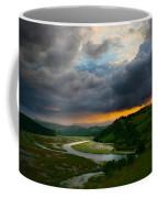 Sunset In Spain 2 Coffee Mug