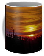 Sunset In The Black Hills 2 Coffee Mug