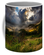 Sunset In The Bush Coffee Mug