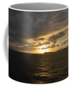 Sunset In The Caribbean Coffee Mug