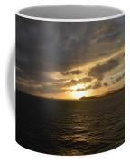 Sunset In The Caribbean Coffee Mug