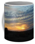 Sunset In The Distance Coffee Mug