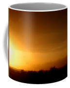 Sunset In The South Of France Coffee Mug