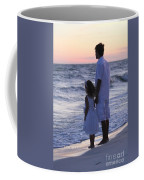 Sunset Kids Coffee Mug