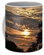 Sunset Layers Coffee Mug