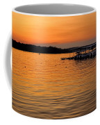 Sunset Marina Coffee Mug
