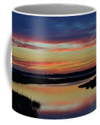 Sunset Marsh Coffee Mug