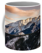 Sunset Mountains Coffee Mug