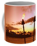 Sunset Napili Maui Hawaii Coffee Mug