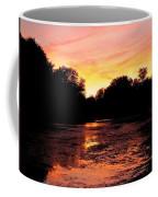 Sunset Near Rosemere - Qc Coffee Mug
