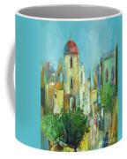 Sunset Neighborhood Coffee Mug