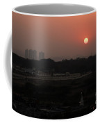 West Skyline Of Pune Coffee Mug