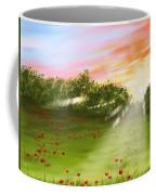 Sunset Of Spring Coffee Mug