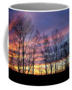 Sunset Of The Century Coffee Mug