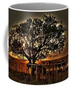 Sunset On A Texas Drought Coffee Mug