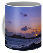 Sunset On Guernsey Coffee Mug