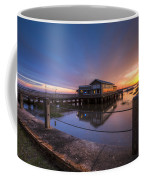 Sunset On Jekyll Island Coffee Mug
