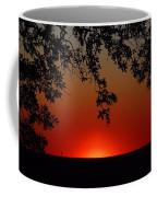 Sunset On Jekyll Island Coffee Mug
