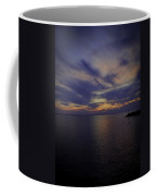 Sunset On Lake Poygan 1 Coffee Mug