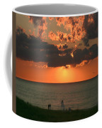 Sunset On Race Point Beach Coffee Mug