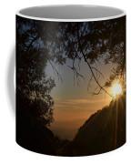 Sunset On San Jacinto Coffee Mug