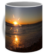 Sunset On Sunset Beach Coffee Mug