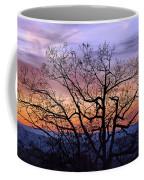 Sunset On Tanners Ridge Coffee Mug