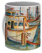 Sunset On The Gambler Coffee Mug