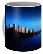Sunset On The Seine Coffee Mug