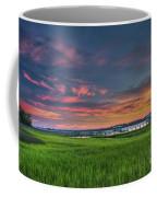 Sunset On The Wando Coffee Mug