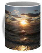 Sunset On Venice Beach  Coffee Mug