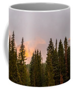 Sunset On West Beckwith Peak Coffee Mug