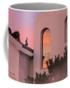 Sunset On Windows Coffee Mug