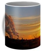 Sunset Out West Coffee Mug