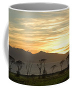 Sunset Over Arran Coffee Mug