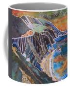 Sunset Over Big Sur Coffee Mug
