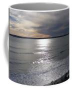 Sunset Over Calypso Beach Coffee Mug