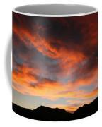 Sunset Over Estes Park Coffee Mug