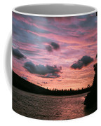 Sunset Over Lake Bailey Coffee Mug