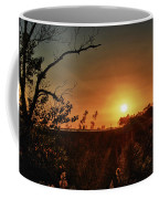 Sunset Over Little Lagoon Bayou Coffee Mug