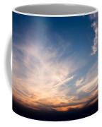 Sunset Over Maine Coffee Mug