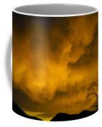 Sunset Over Manitou Springs Colorado Coffee Mug