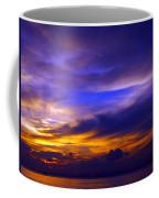 Sunset Over Sea Coffee Mug