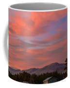 Sunset Over Squaw Butte Coffee Mug