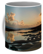 Sunset Over The Ocean IIi Coffee Mug