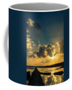 Sunset Over The Ocean Iv Coffee Mug