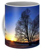 Sunset Over Valley Forge Coffee Mug