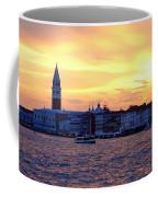 Sunset Over Venice Coffee Mug