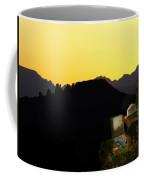 Sunset Painter Coffee Mug