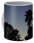 Sunset Palm Coffee Mug